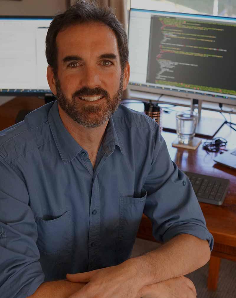 Nathan Martin, Web Designer, Blue Duck Studio